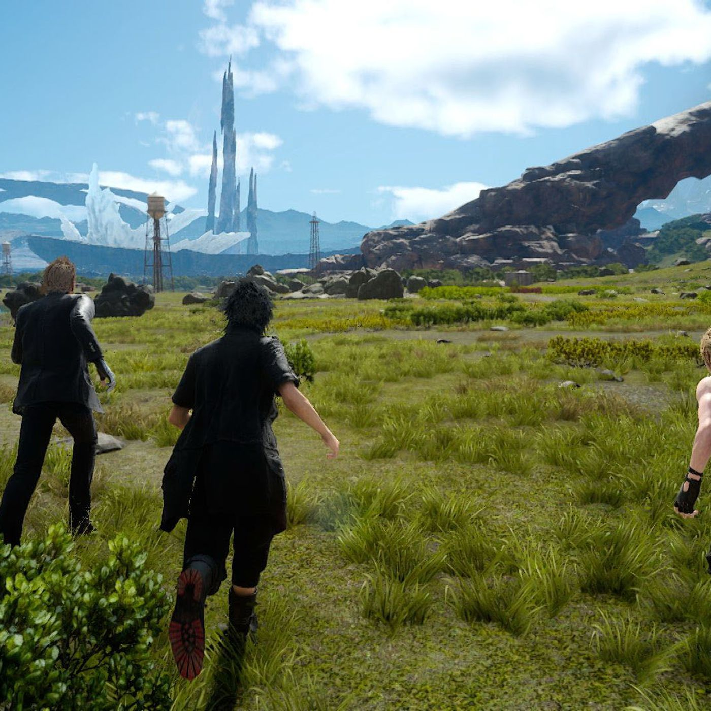 Final Fantasy 15 Was Announced 10 Years Ago Here S How The
