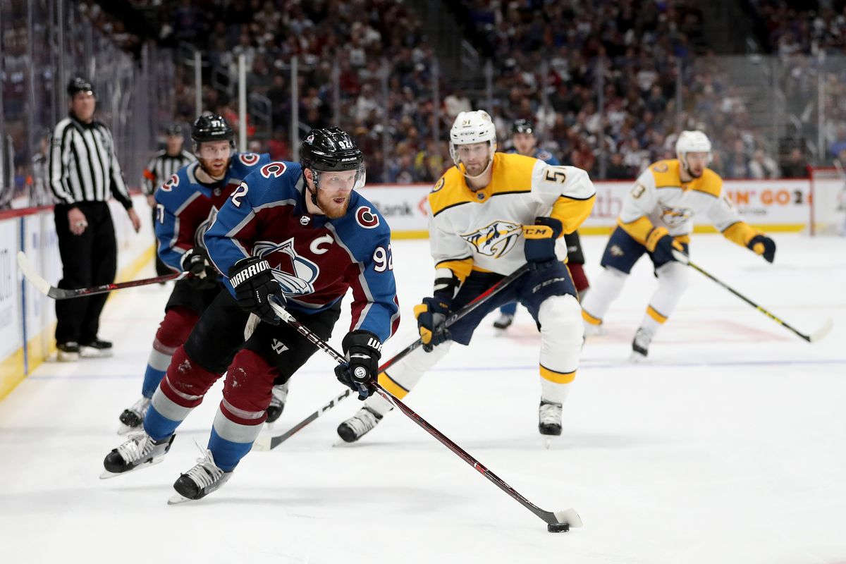 Colorado Avalanche Announce 2018 Training Camp Schedule Mile High
