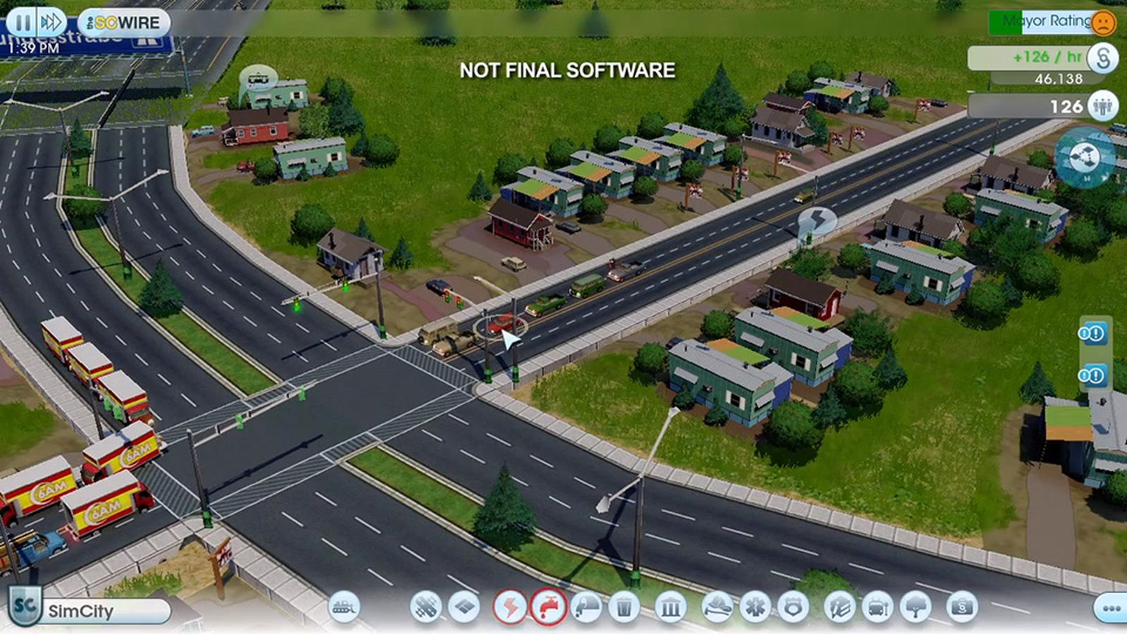 Electronic Arts Announces Simcity For The Classroom