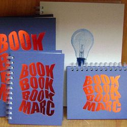 Journals and notebooks offered