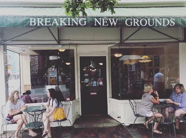 Breaking New Grounds