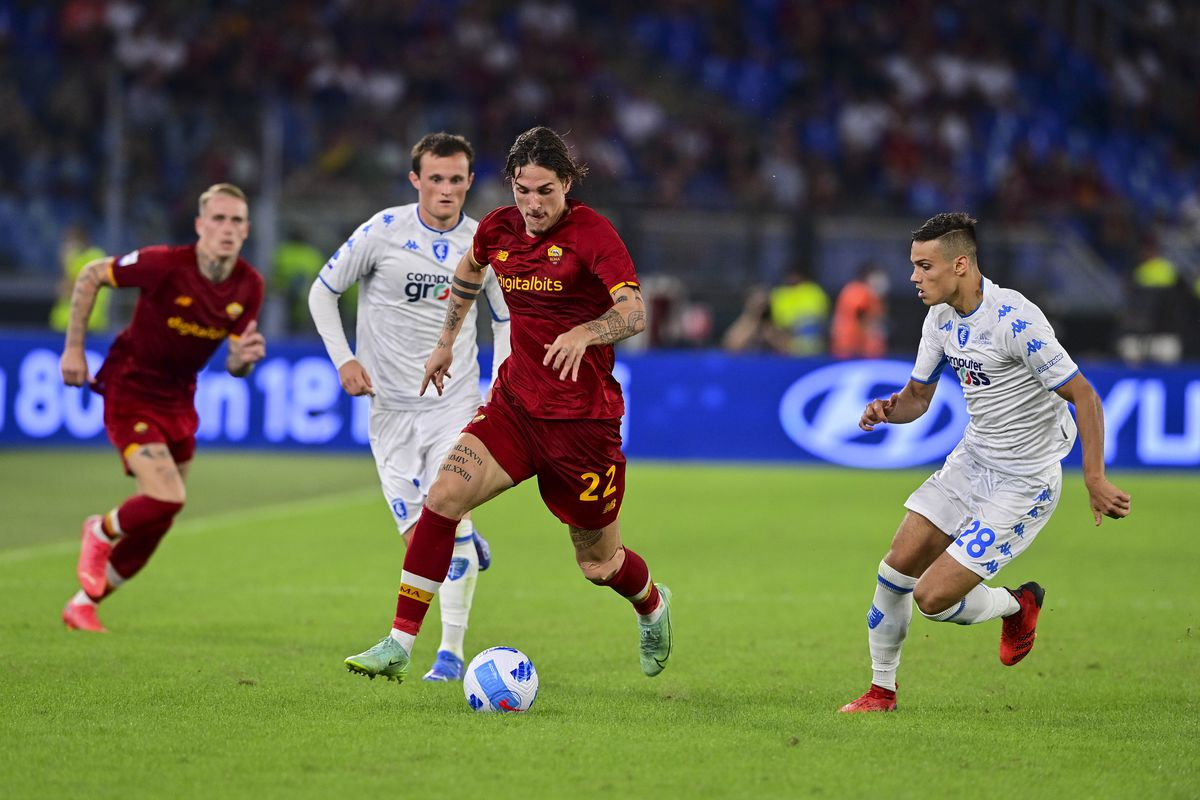 AS Roma v Empoli FC - Serie A
