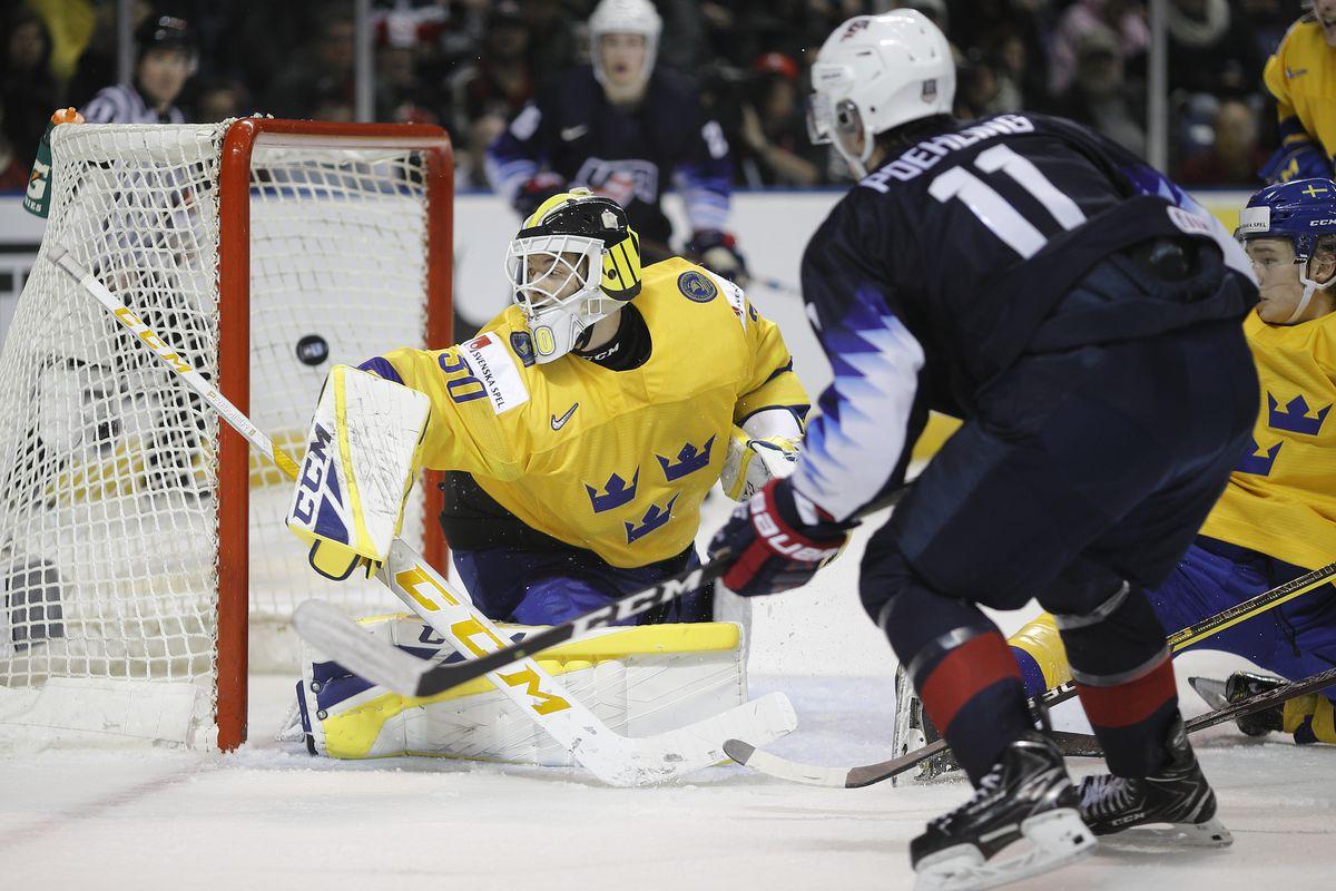 Sweden v United States - 2019 IIHF World Junior Championship