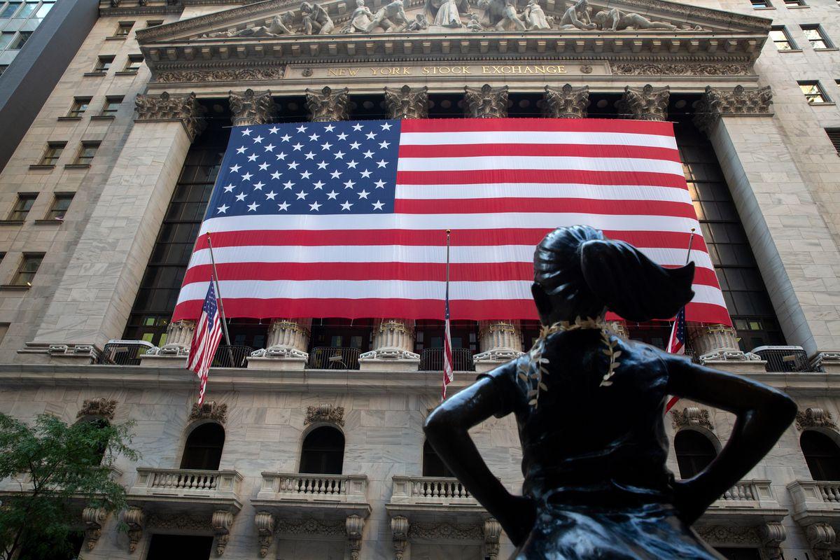 The New York Stock Exchange, Sept. 21, 2020.