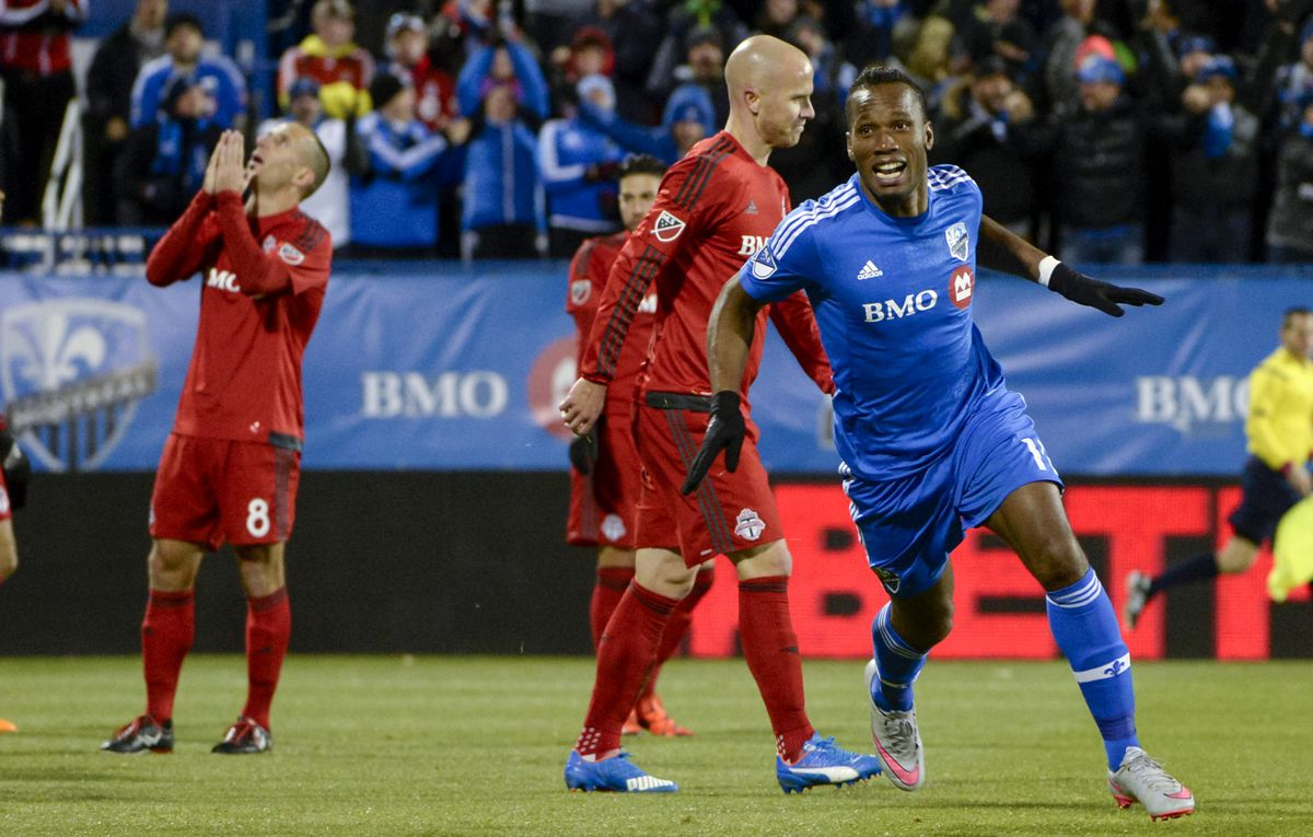 MLS: Toronto FC at Montreal