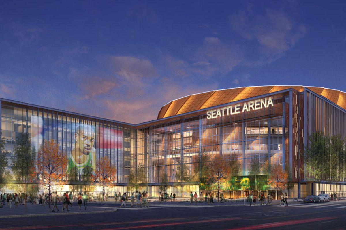 Hansen Team Renews Request to City Hall - Sonics Rising