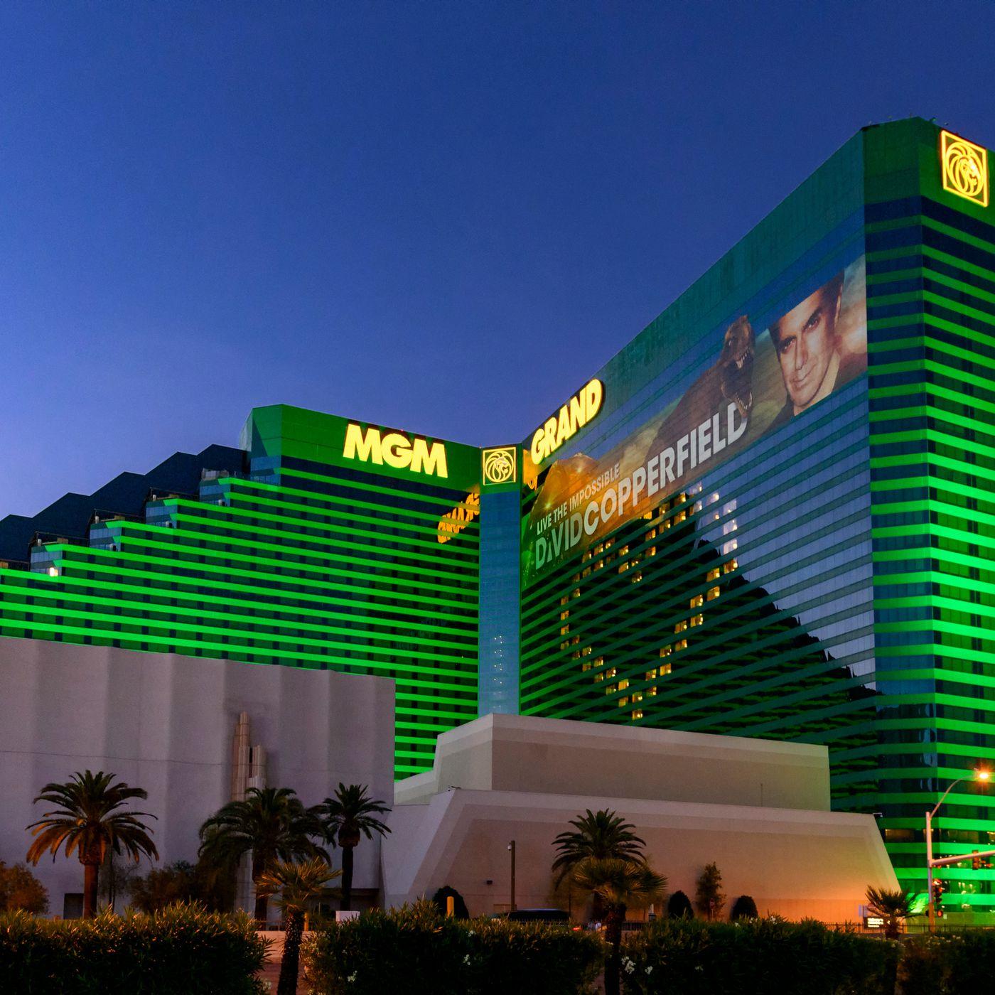 mgm casino in las vegas website