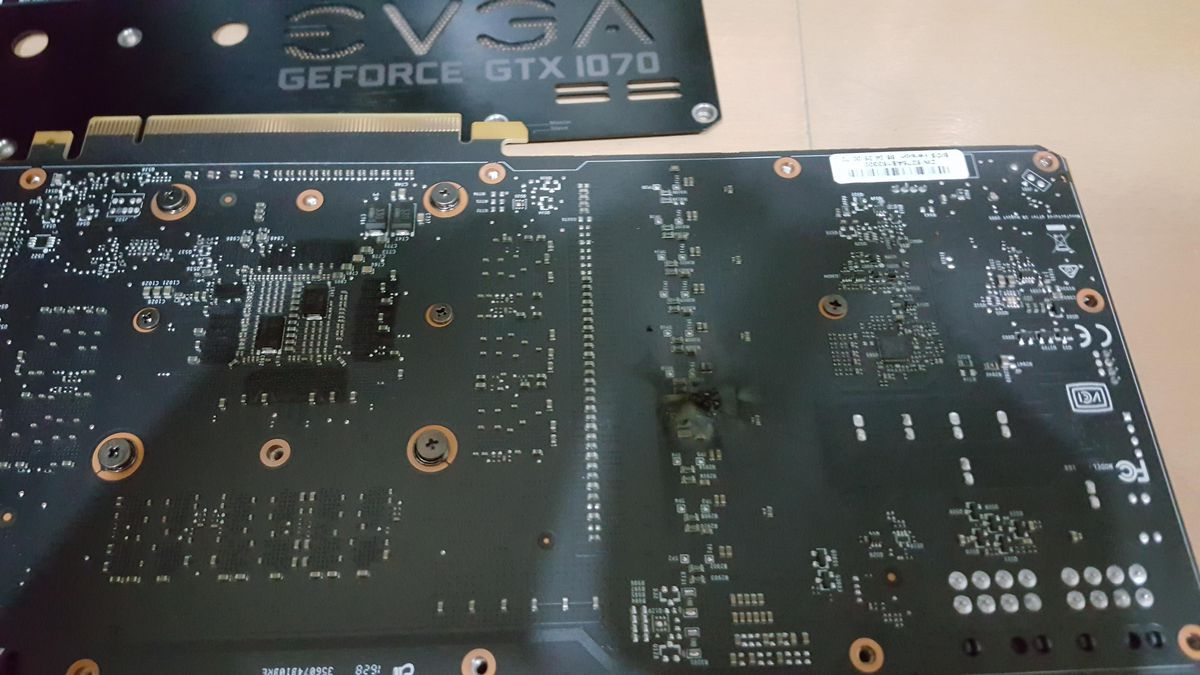 EVGA issues patch to stop its GeForce GTX 1080 and 1070 cards from