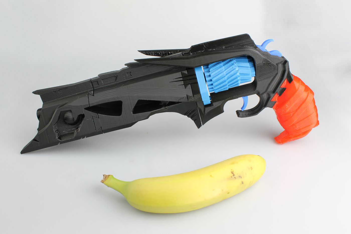 You can 3D-print your own Destiny hand cannon in 24 hours - Polygon
