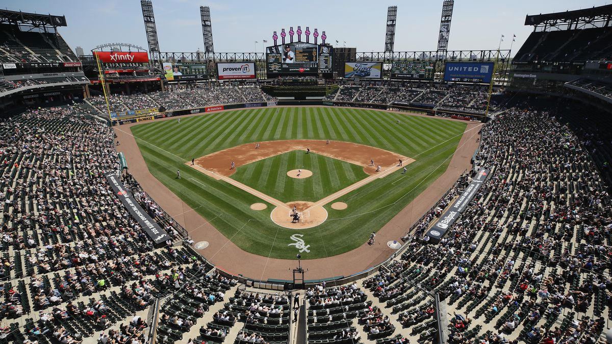 Chicago Subway Map Wrigley Field.Guaranteed Rate Field The Ultimate Guide To The Home Of The White