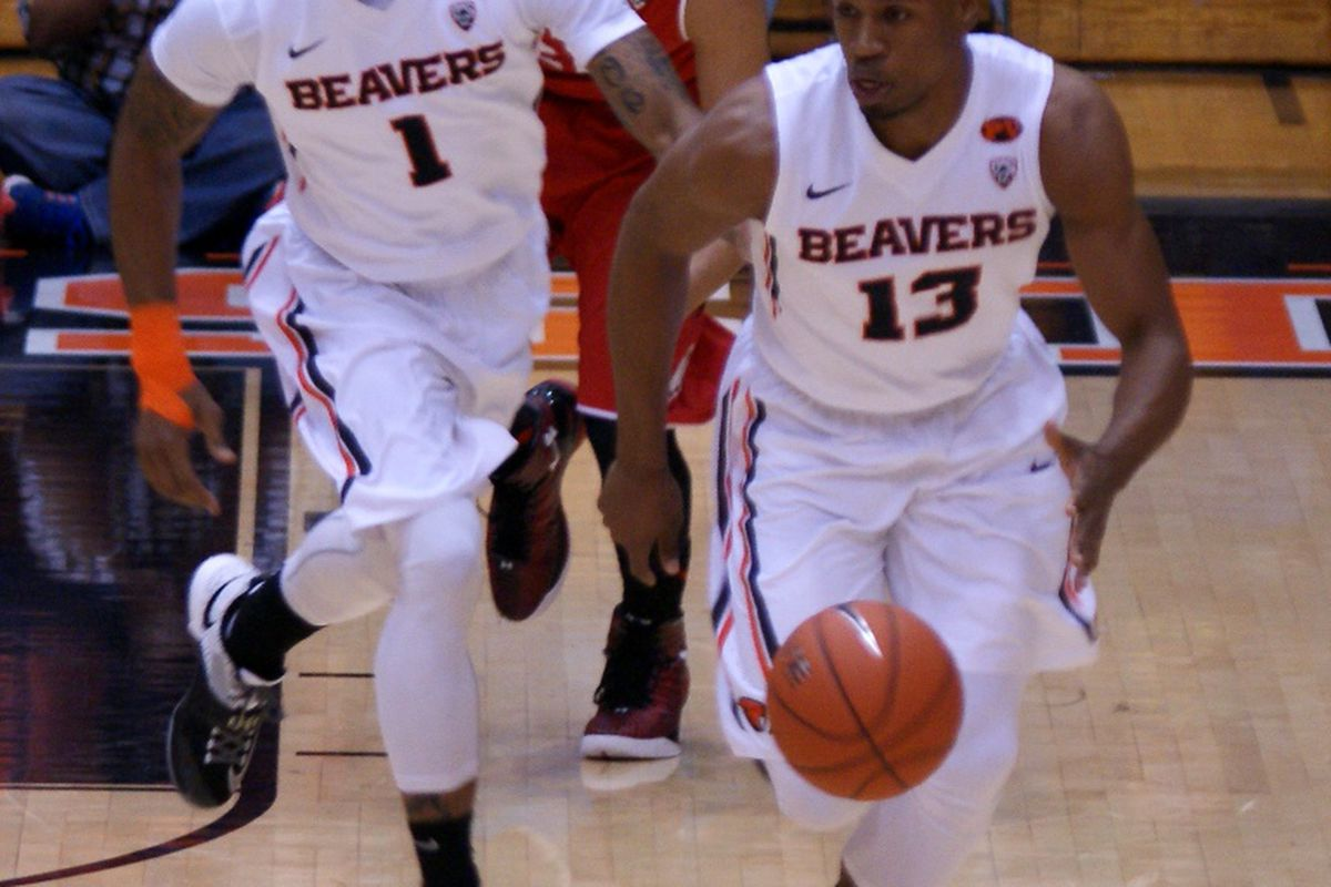 The Beavers begin their hoops season for real today.