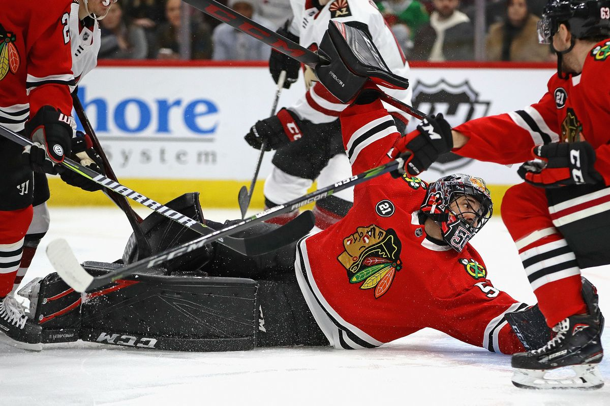 Evaluating the present and future of the Blackhawks goaltenders