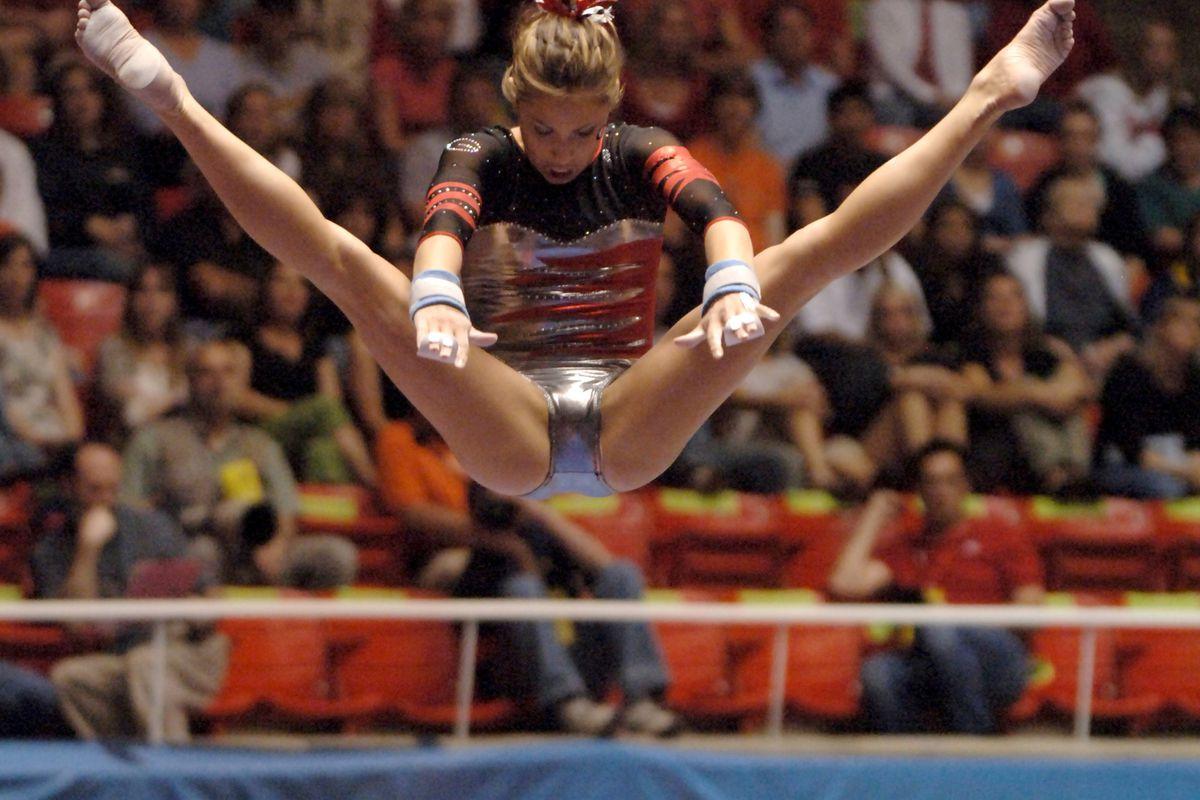 NCAA Women's Gymnastic Championship - April 27, 2007