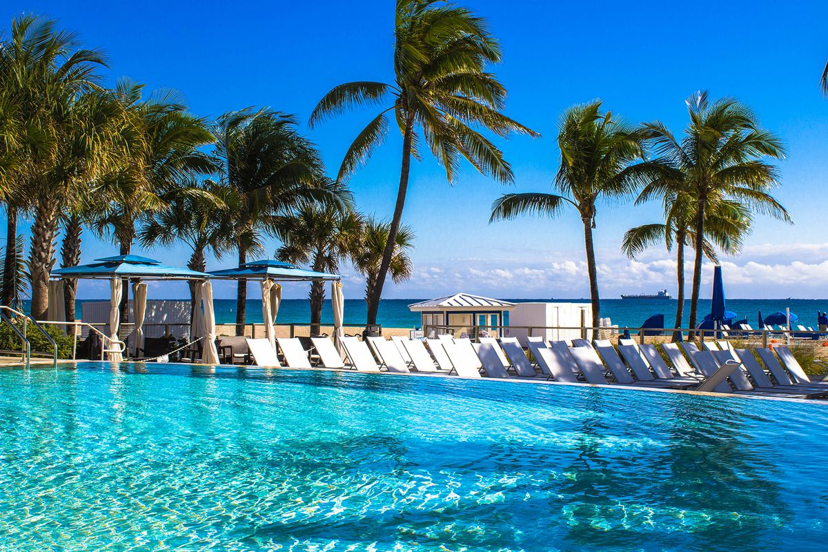 Peek Inside The New B Ocean Resort Fort Lauderdale After