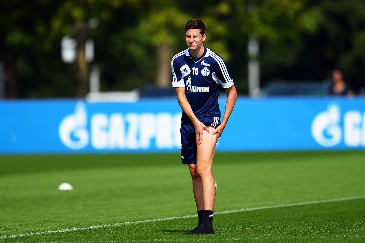 Draxler: Staying at Schalke, or coming to Arsenal this summer? Stay tuned.