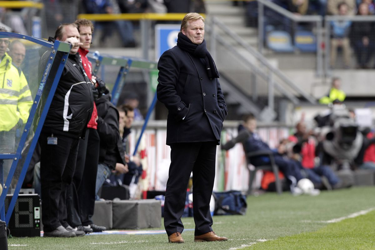 sc Heerenveen v Feyenoord - Dutch Eredivisie
