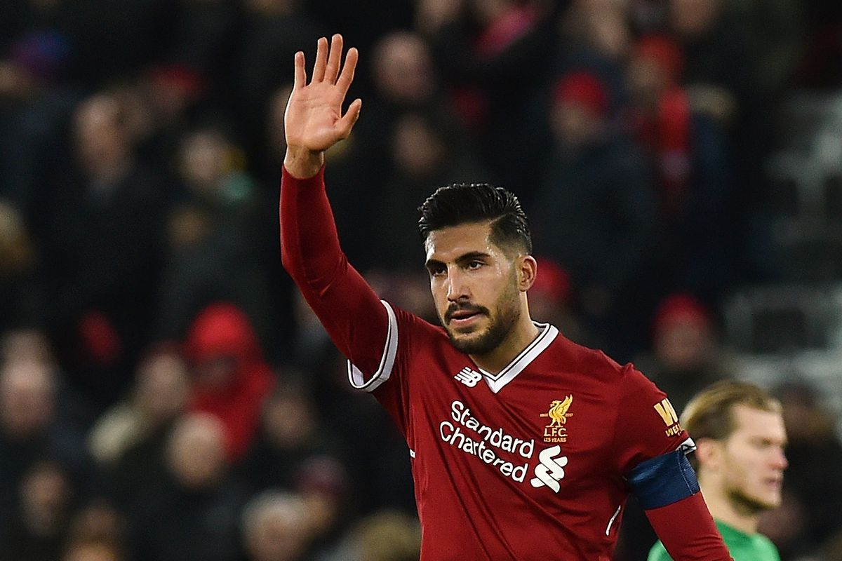 Emre Can says his Liverpool future is undecided amid Juventus rumours