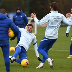 Silva taking personal affront with all the giant balls