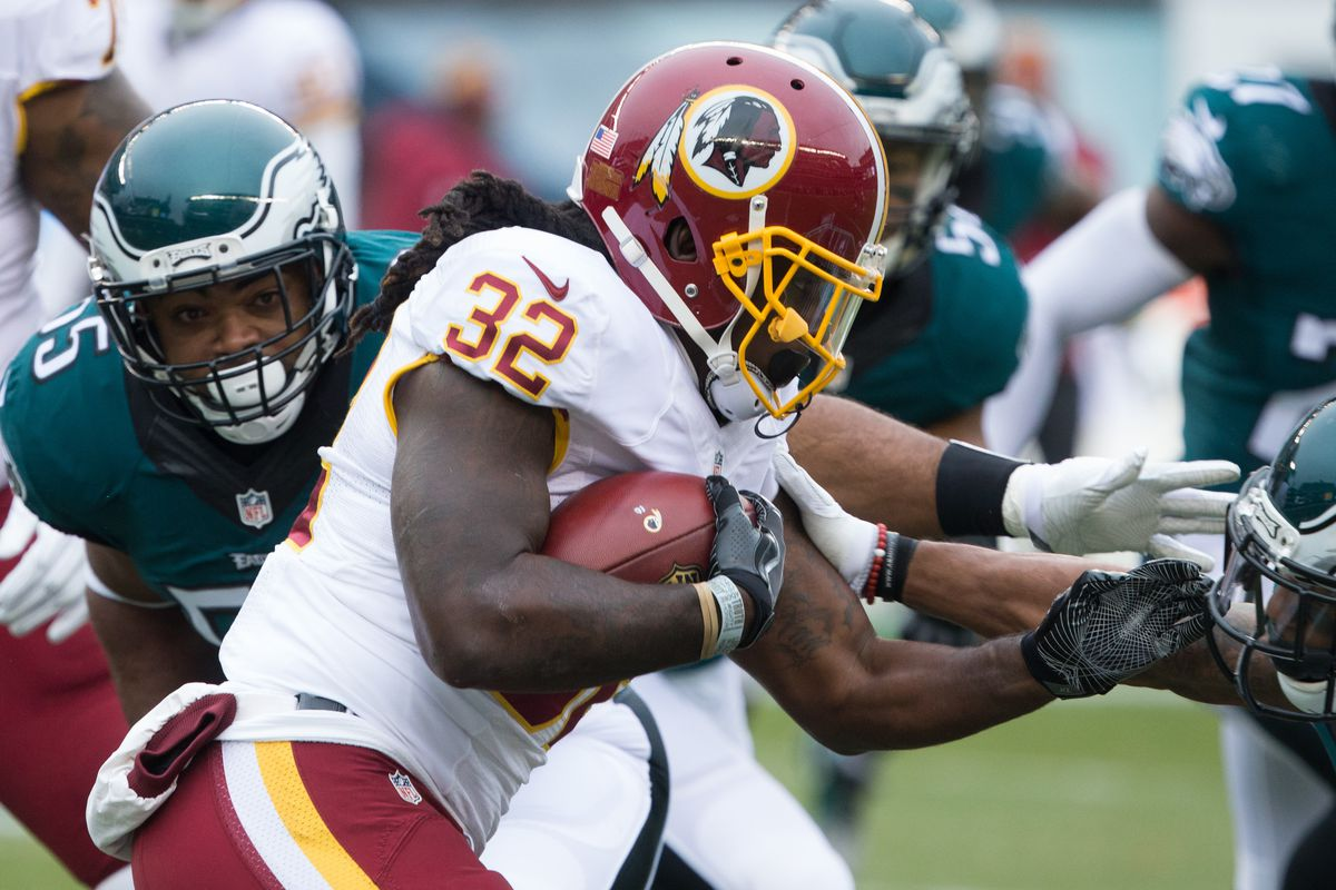 washington redskins vs philadelphia eagles 3rd quarter hogs haven