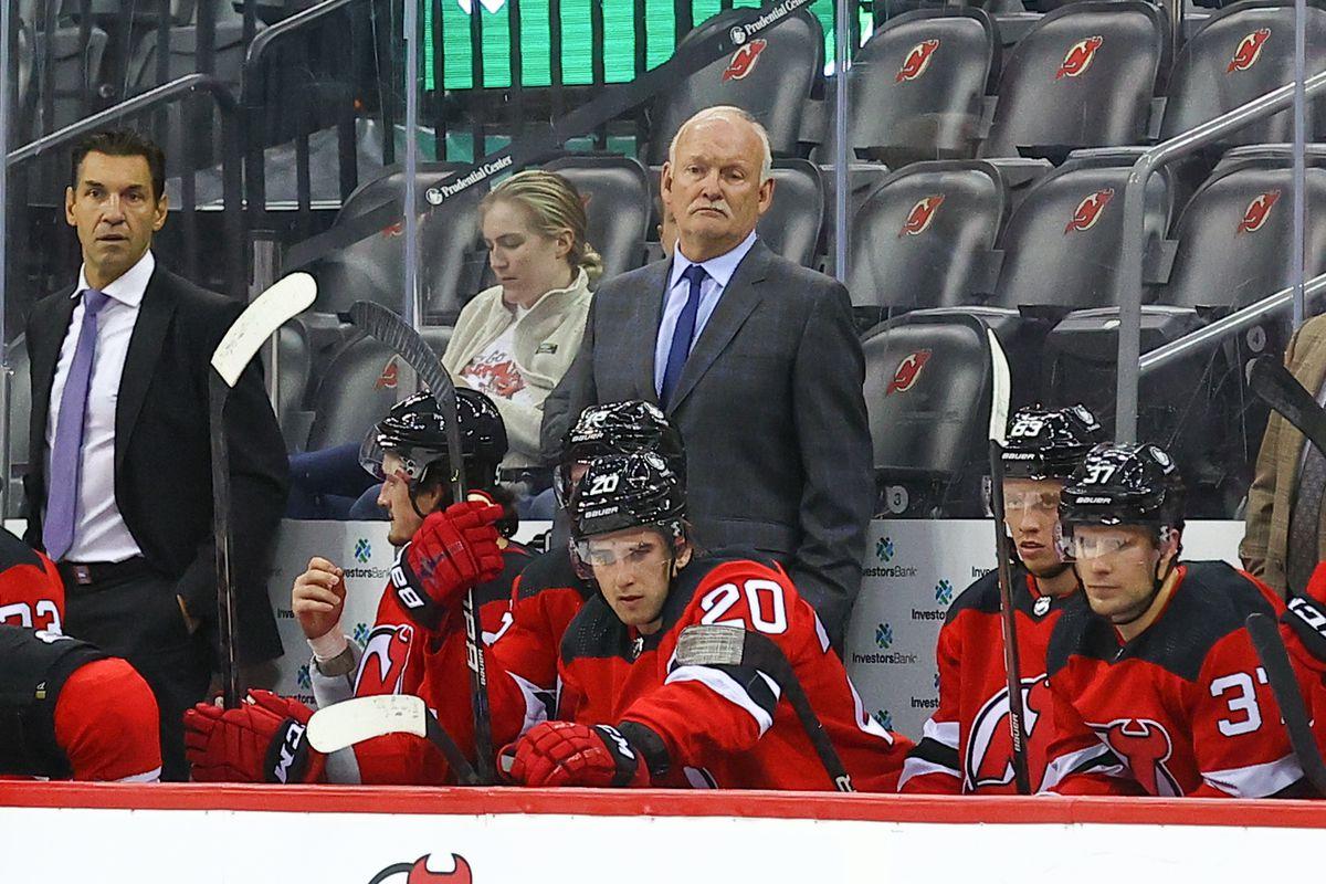 NHL: OCT 04 Capitals at Devils