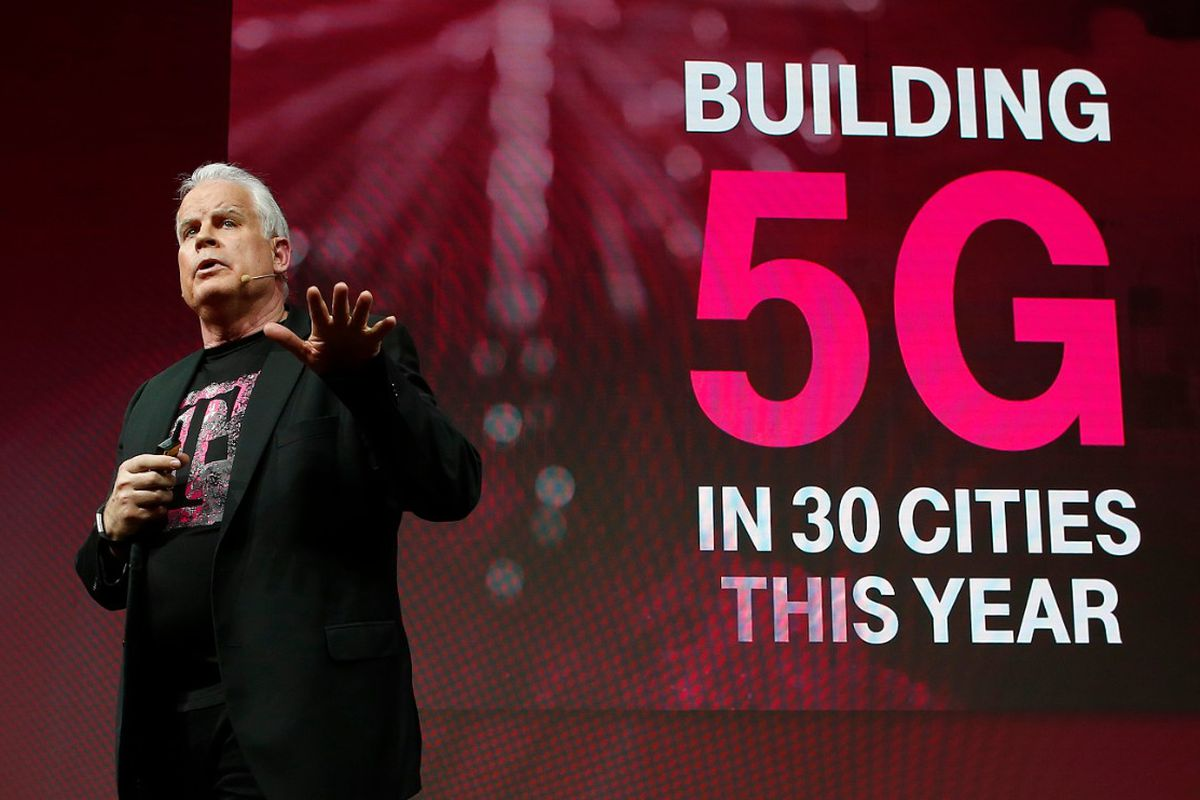 T-Mobile starts to detail in-home 5G goals, plans to take on Charter