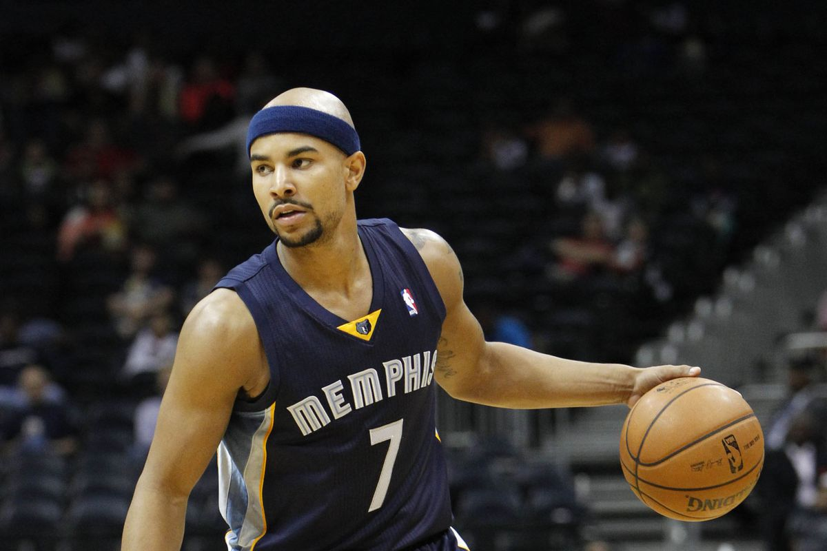 Jerryd Bayless was 6-6 from Three Point Land Against the Hawks.