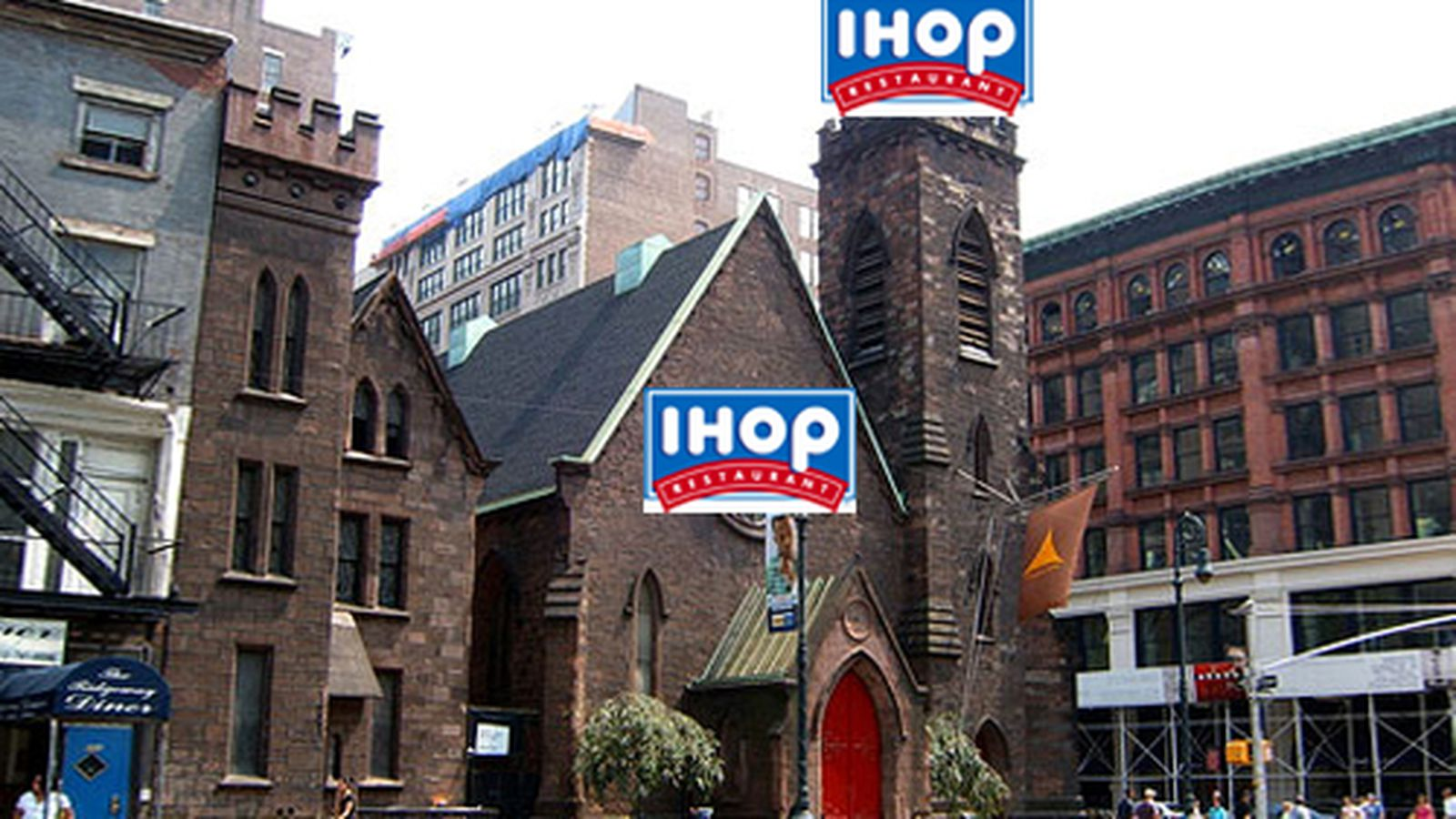 IHOP to Open in the Limelight Marketplace - Eater NY