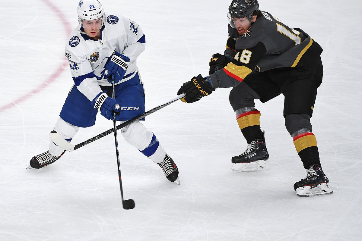 what to watch for as the golden knights face the lightning knights