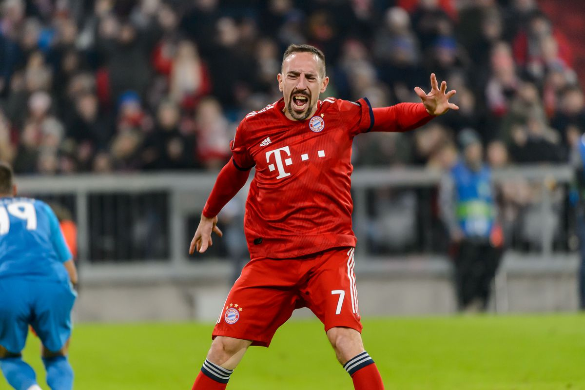 Four observations from Bayern Munich's dominant 5:1 win