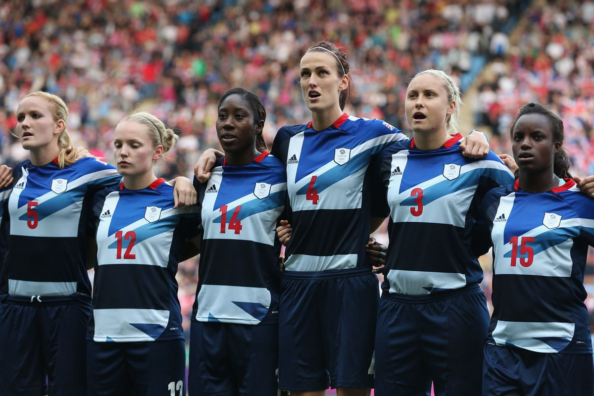 Olympics Day 7 - Women's Football Q/F - Match 22 - Great Britain v Canada