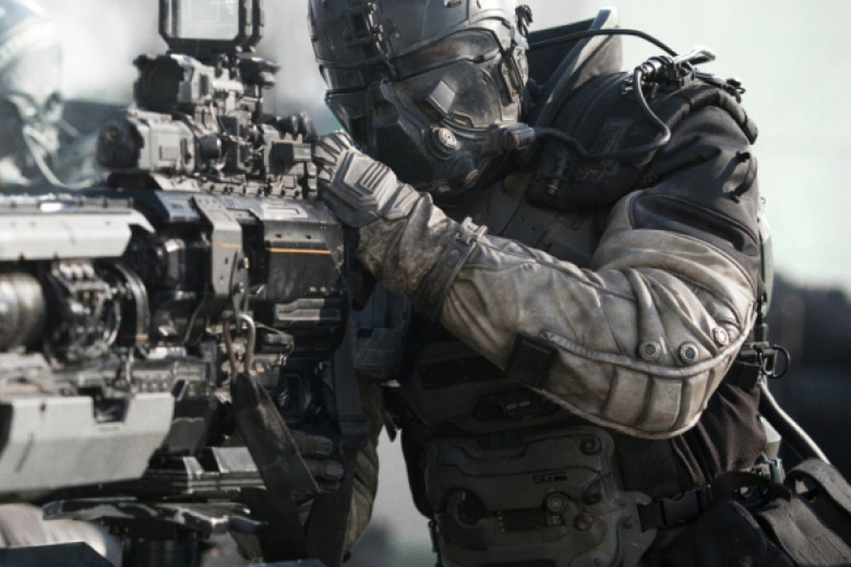 spectral review netflix�s new movie is gears of war meets