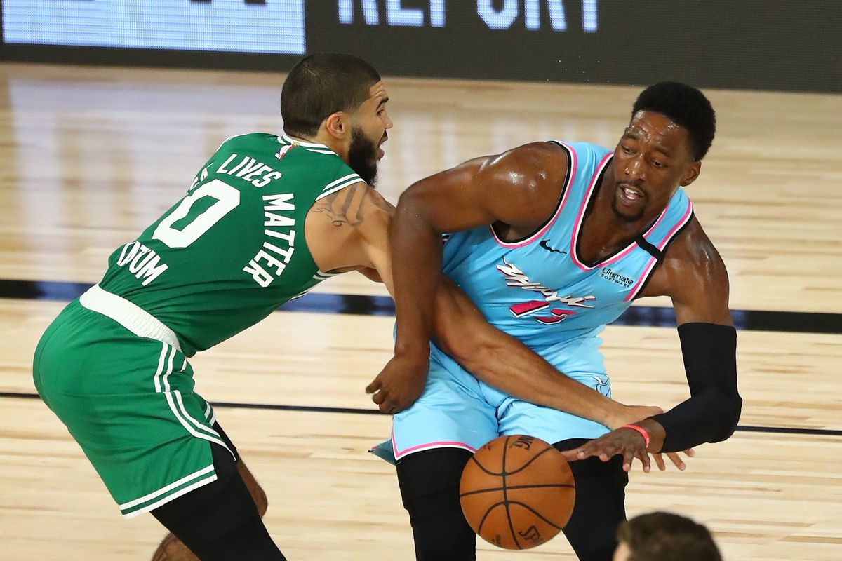 Celtics Prepping For Dogfight In Eastern Conference Finals Vs Heat Celticsblog
