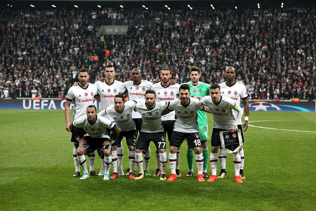 £25m Everton Signing Cenk Tosun Starts In Farewell Game For Besiktas
