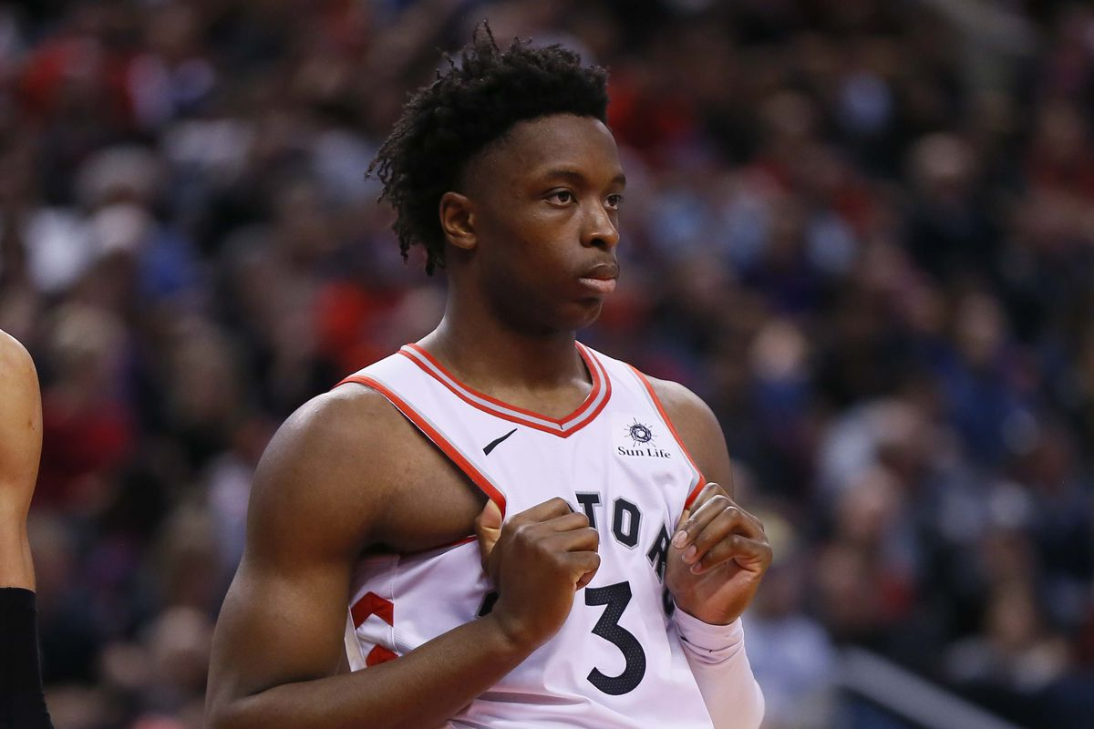 Toronto Raptors Temperature: OG Anunoby still searching for his playoff form