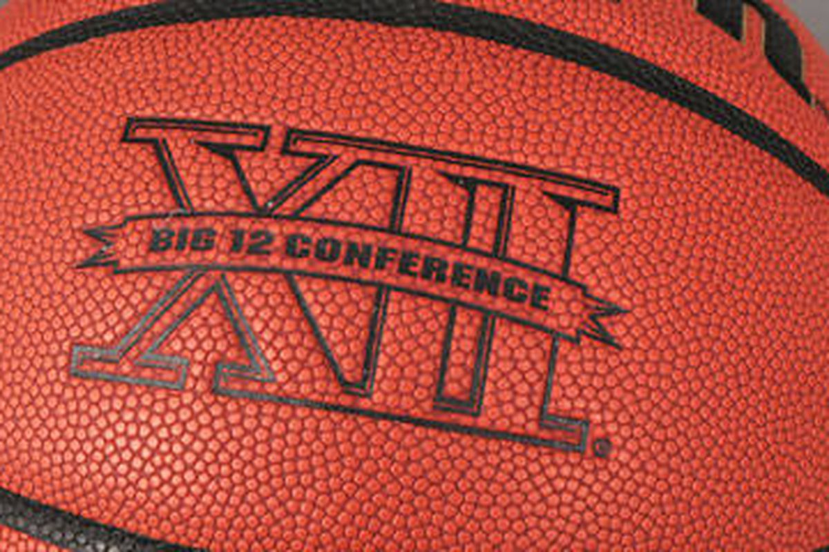Big 12 basketball by the numbers.