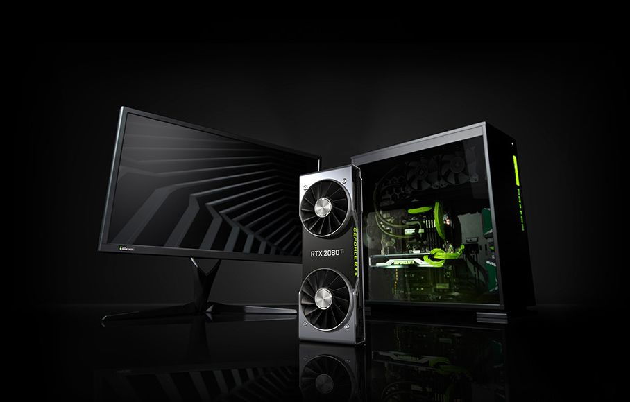 Nvidia announces RTX 2000 GPU series with '6 times more performance