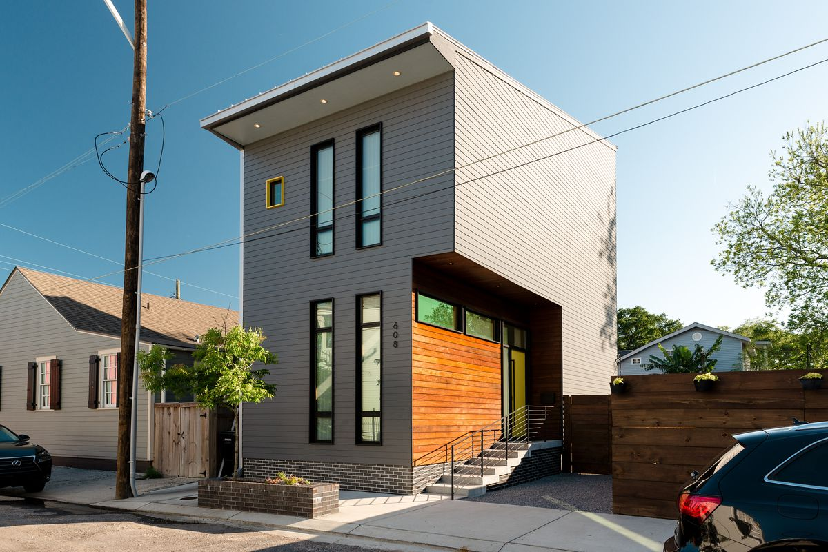 Peek At The Dazzling Design Of The New Orleans Architecture Foundation S Contemporary Home Tour In The Irish Channel And Lower Garden District Curbed New Orleans