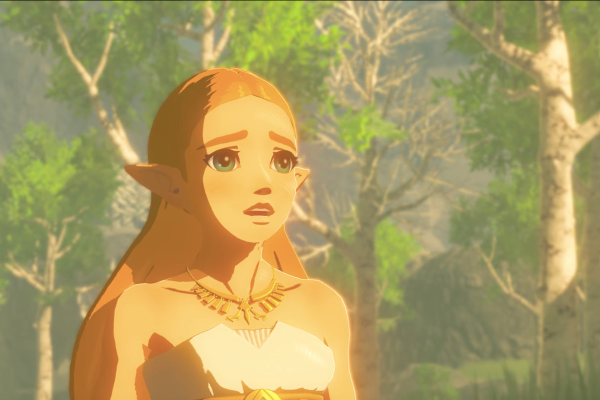 Breath Of The Wild Update Addresses One Of Players Biggest