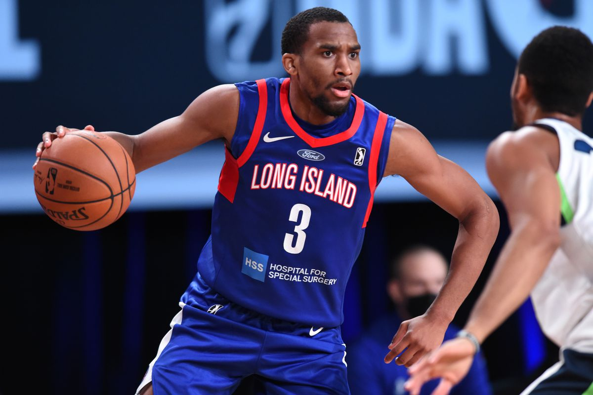 Iowa Wolves v Long Island Nets