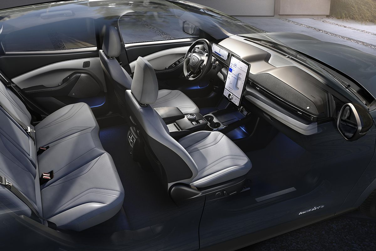 2021 Mustang Mach E Electric Suv Is Everything Most Of Us Could Ask For Chicago Sun Times
