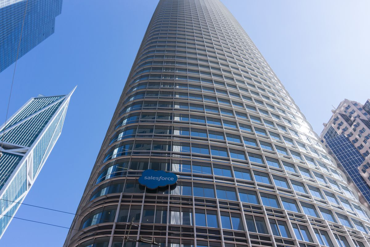 Salesforce Tower Awarded 'best Tall Building' In The World