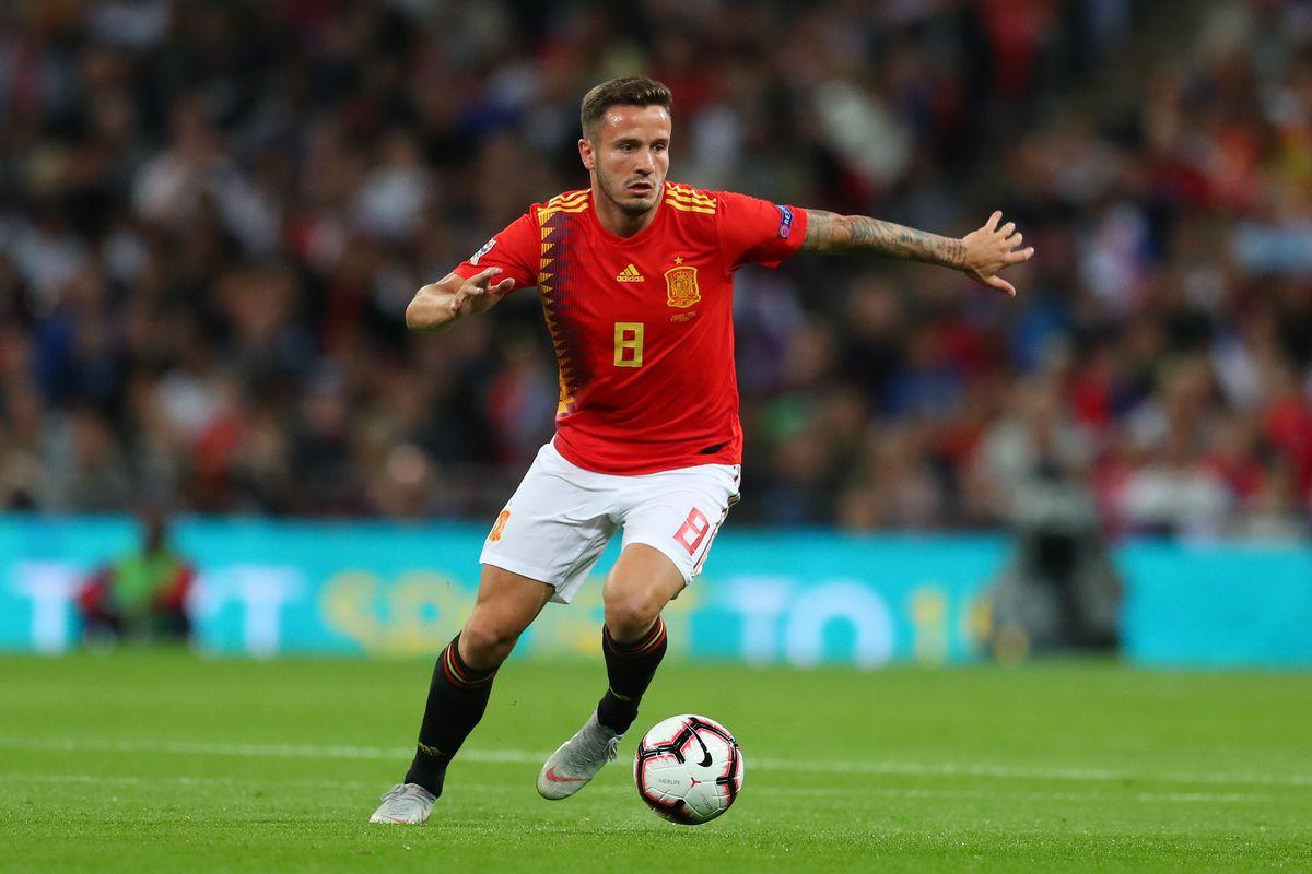 England v Spain - UEFA Nations League A