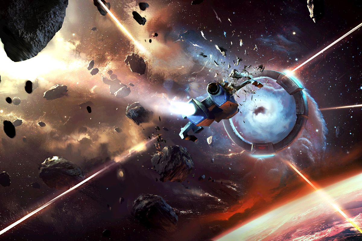 Sid Meier's Starships screenshots