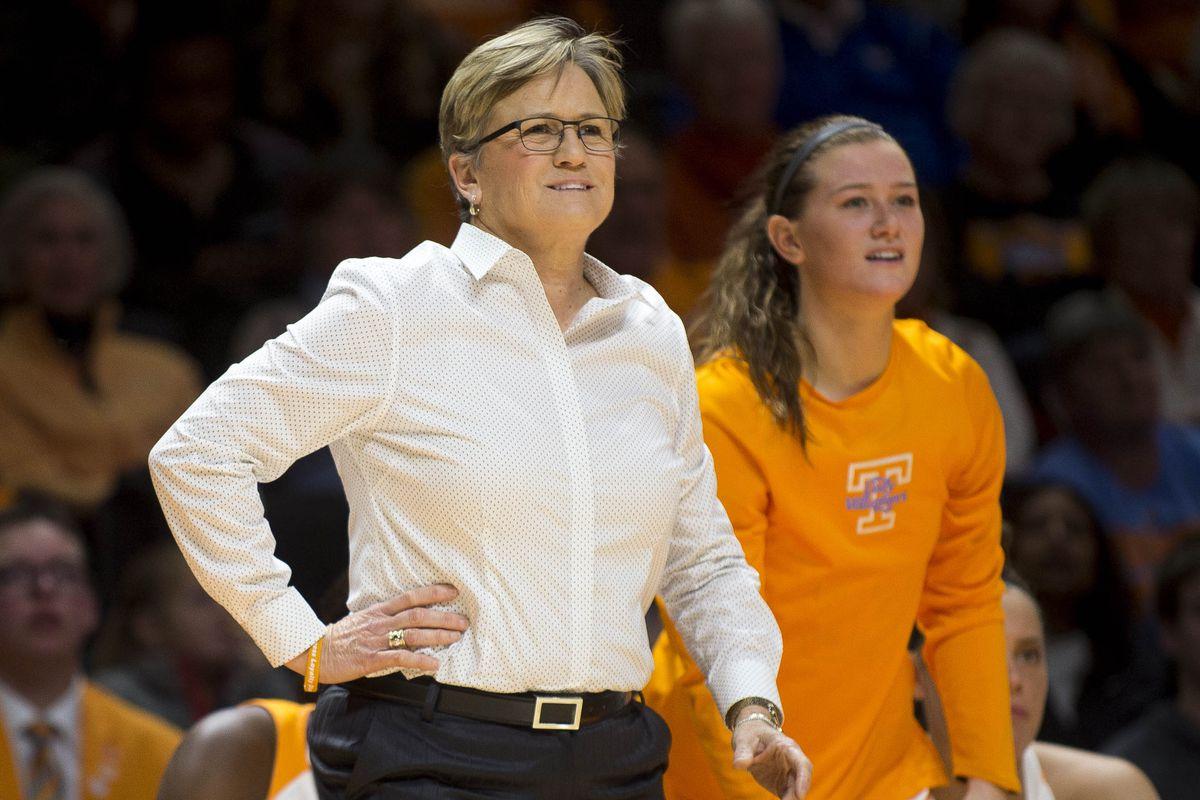 NCAA Women's Basketball: Kentucky at Tennessee