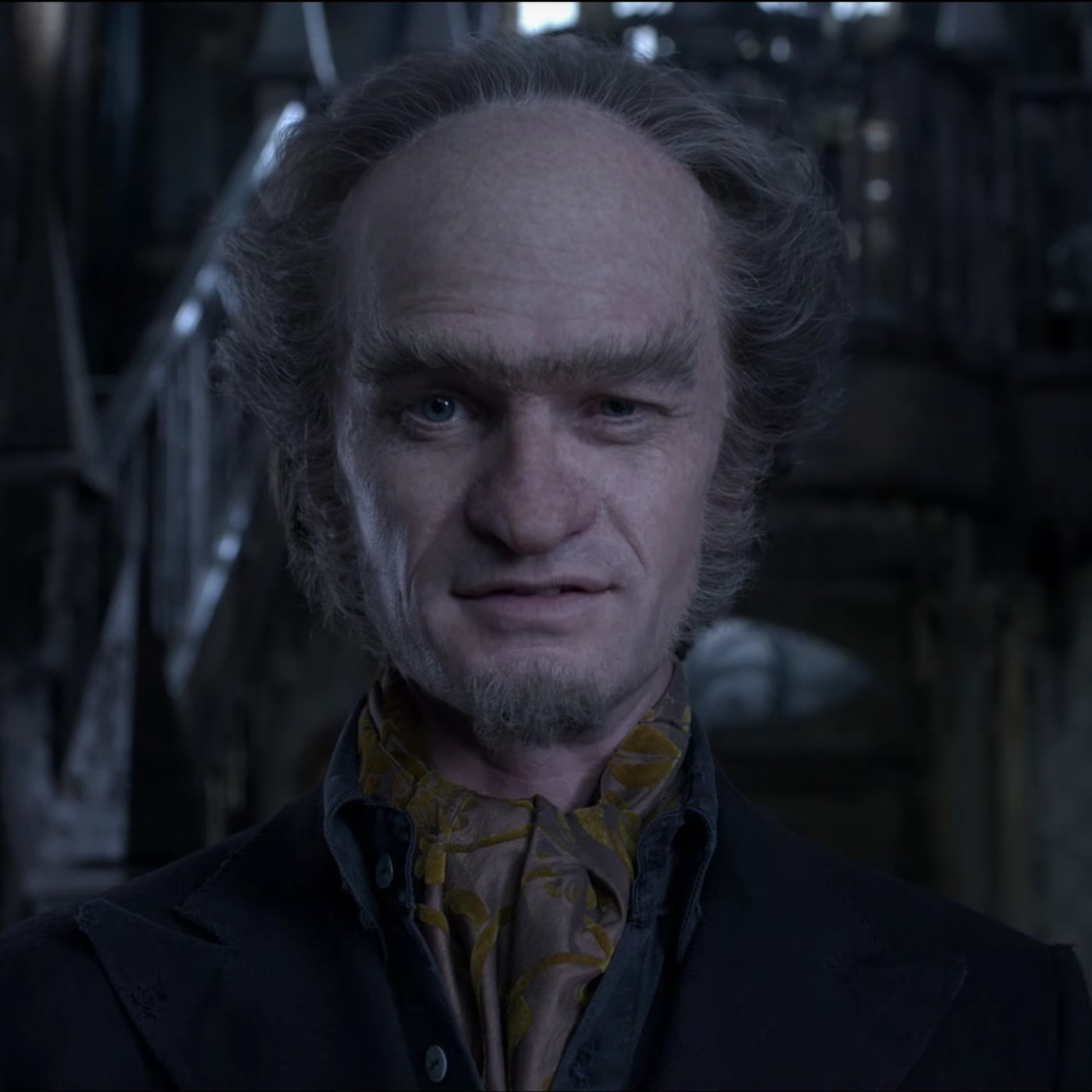 Netflix S Series Of Unfortunate Events Looks Like A Promising Mix