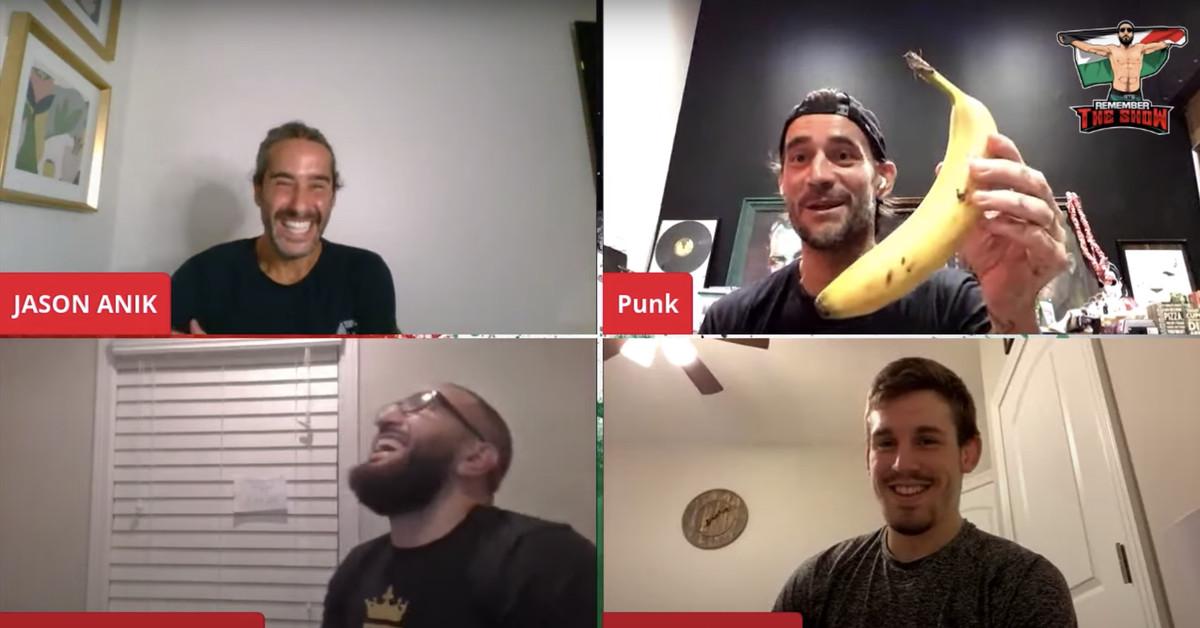 The Weekly Grind: CM Punk, Brendan Allen, Jason Anik, and Belal Muhammad play virtual trivia game