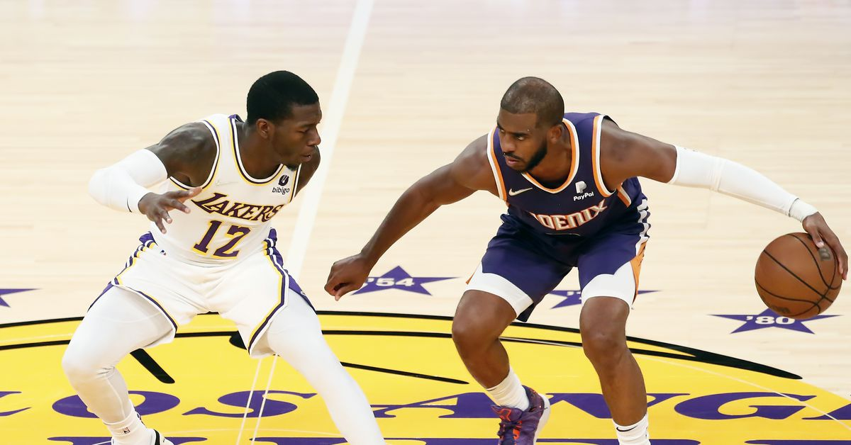 Lakers Injury Report: Kendrick Nunn out vs. Warriors with ankle sprain - Silver Screen and Roll