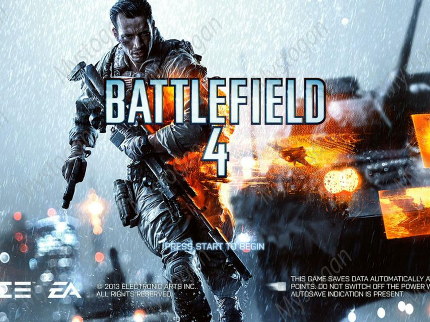 Report: Leaked Battlefield 4 screenshots show squads, weapons and