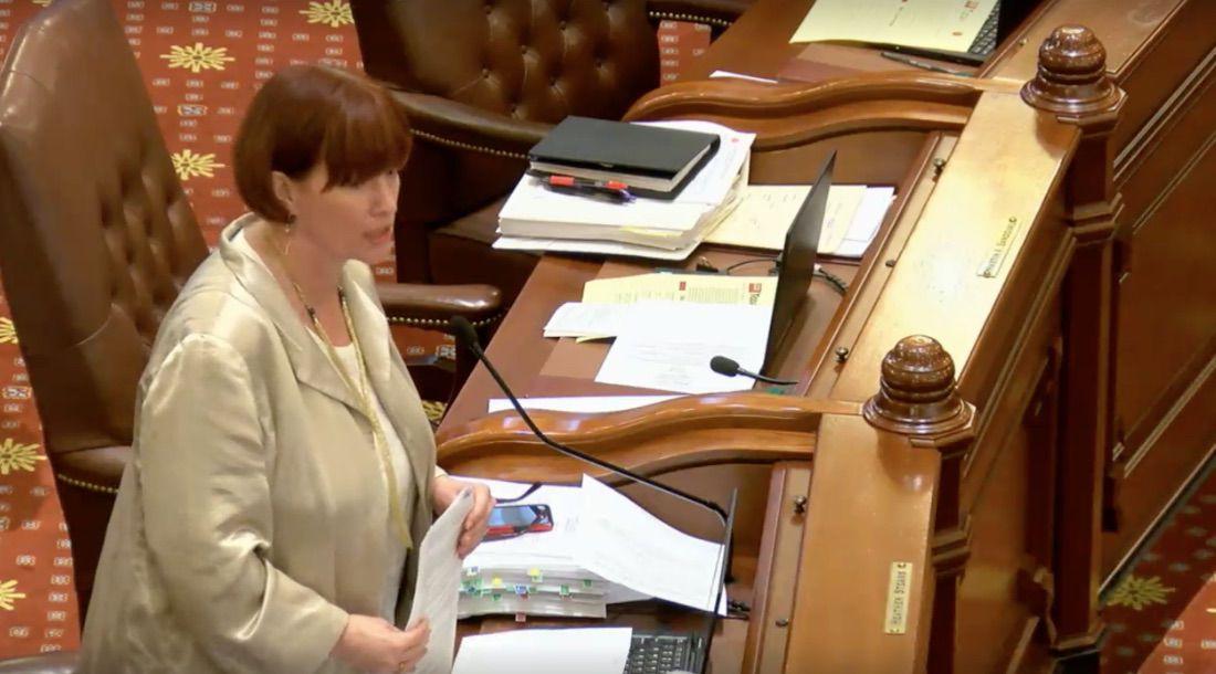 State Sen. Heather Steans