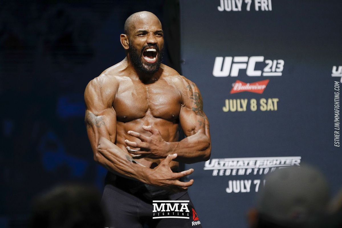 Esther Lin Mma Fighting News Flash Yoel Romero